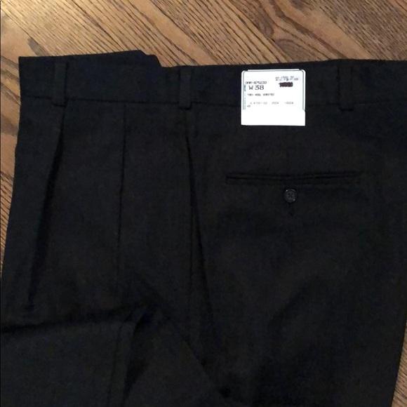 Austin Reed Pants Nwt Mens Austin Reed Grey 0 Wool Trousers Poshmark